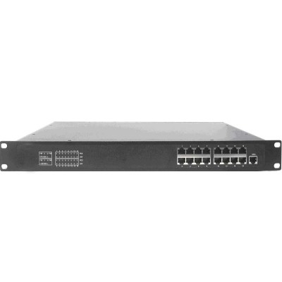 POE SWITCH (PSE)-16PORT