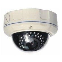 H.264 MEGAPIXEL 3M Pixel Varifocal Low Lux WDR Dome HD IP Camera