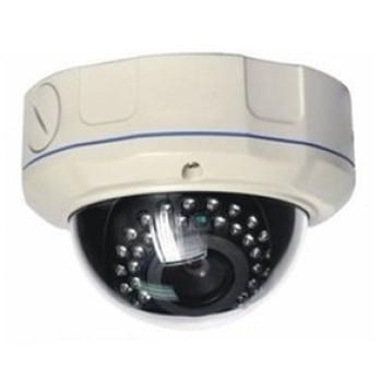 H.264 MEGAPIXEL 3M Pixel Varifocal Low Lux WDR Dome HD IP Camera