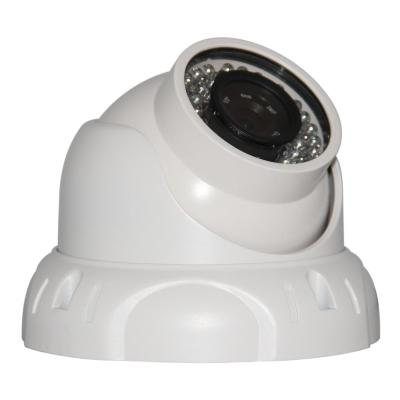 IR MEGAPIXEL IR Dome Camera with POE