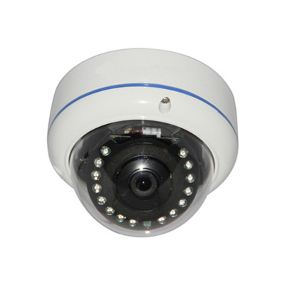 Mini Low Lux Vandelproof HD IR IP Camera