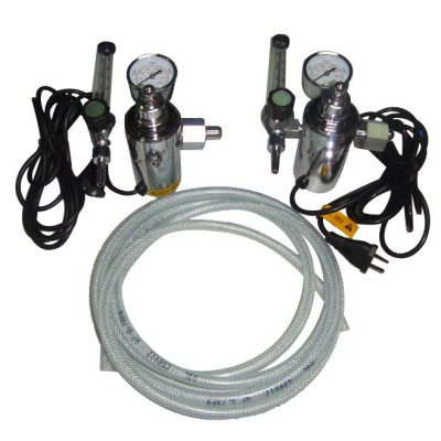 CO2 Regulator (AC220V-150W , AC36V-150W) ;  Air pipe