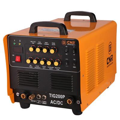 Inverter AC/DC Square Wave TIG/MMA Pluse Welding Machine  TIG 200 P AC/DC