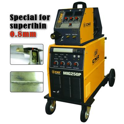 Inverter MIG Welding Machine MIG250PF 3 Phase/380V-superthin-0.8mm