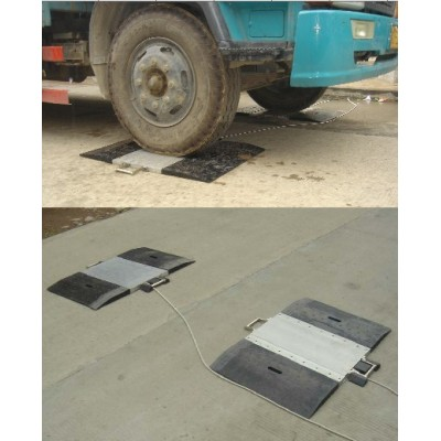 Axle scales