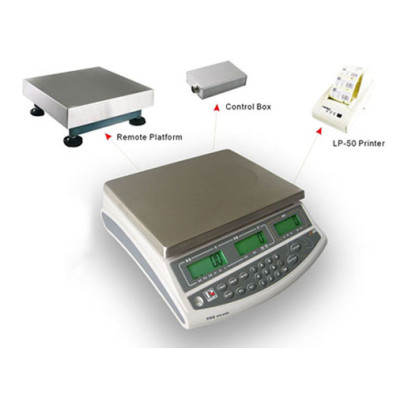 High Precision Counting Scales