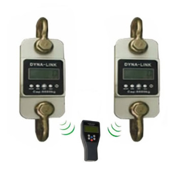Dual Channel Wireless Dynamometer