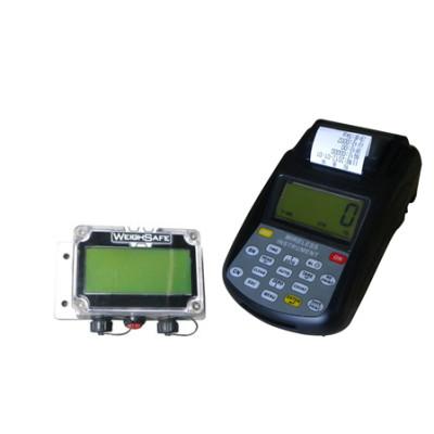 wireless indicator + terminal