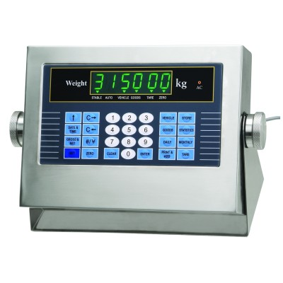 Stainless steel truck scale Indicator