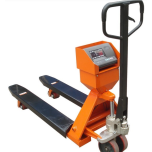 Pallet truck scale