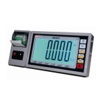 Dig display weighing  printer Indicator