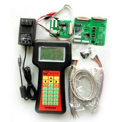 YH6000 OBD II Auto Odometer Programmer Adjusting & Audio Decoding Tool