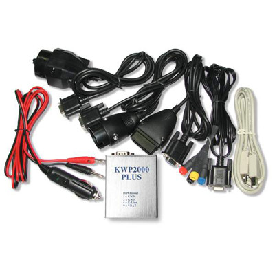 KWP2000 ECU Plus Flasher