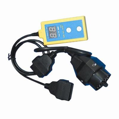BMW SRS Reset And Scan