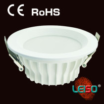 LED Downlight  12W 650LM  Dimmable Metal