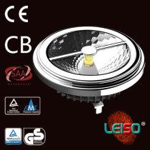 SCOB LED LIGHT AR111 G53 15W 1000LM Metal