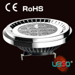 SCOB LED AR111 G53 12.5W  1100LM Metal
