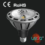 SCOB LED PAR light PAR38 20W 1600LM Metal