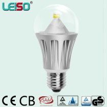 LED SCOB bulb A60 8W 500LM Dimmable Metal
