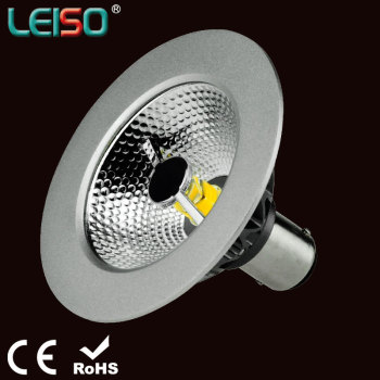 SCOB LED LIGHT AR70 B15 7W 460lm with high CRI