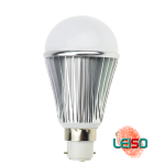 8W LED  A60 620LM Dimmable Metal