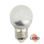 LED bulb light G45 3W 180LM Metal