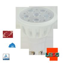LED Spot Light GU10 6/6.5W 580LM Metal