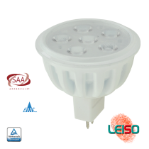 LED MR16 Spot light 5.5/6W 580LM Metal