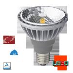 SCOB LED PAR light PAR30 15W 960LM Metal