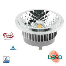 SCOB LED DOWNLIGHT AR111-G53 12W 620LM Metal