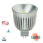 6W SCOB LED MR16 360LM Metal