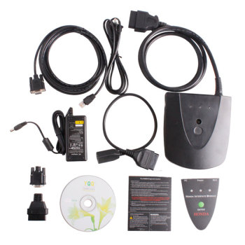 Double Board Honda & Acura Diagnostic System HDS
