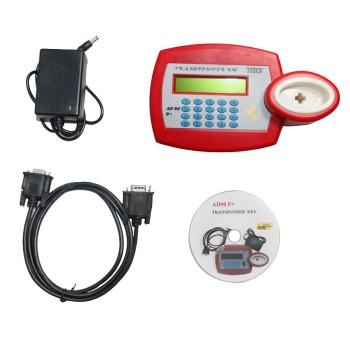 AD90 P+ Transponder Key Duplicator Plus Key Programmer