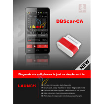 Launch DBScar for Android smart phone Auto Diagnostic PC Scanner OBD2 DBScar OBDII/EOBD