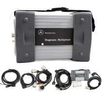 MB Star C3 Pro with 7 cables Fit all computer For BENZ Truck and Cars Update to 2014.07