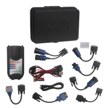XTruck USB Link 125032 + Software Diesel Truck Diagnose Interface and Software with All Installers