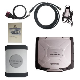 Porsche Piwis Tester II PIWIS II 14.000 High Quality with CF30 Laptop