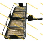 Cargo carrier mounted carrier