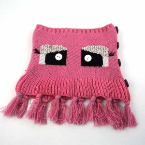 ANIMAL TRICOT BONNET