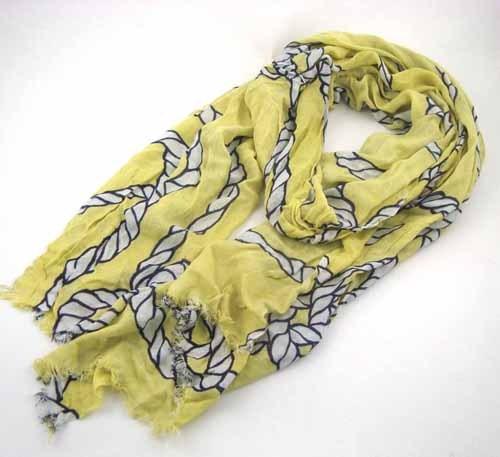 CHAÎNE foulard imprimé VISCOSE