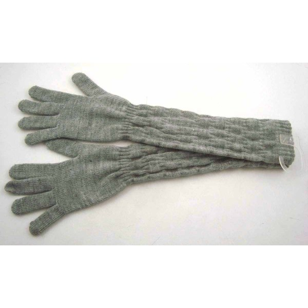 KNITTING GLOVES FOR WOMAN