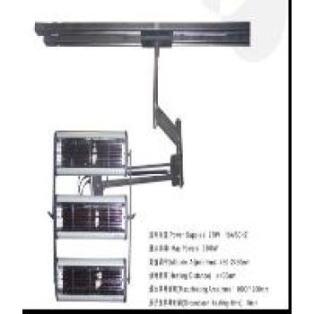 Auto Infrared Paint Lamp