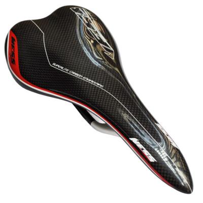 2013 Ness Carbon Fiber Road Racing Bike Saddle black
