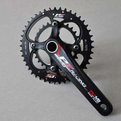 PZ RACING D3MBK Bicycle chainwheel and crankset bicycle parts