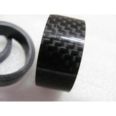 GITI Full carbon fiber washers Bicycle front fork stem washer 5/10mm