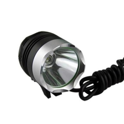 CREE XM-L T6 bicycle Front Light LED HeadLamp 1200 Lumens  8.4V 6000mAh Battery Pack Charger
