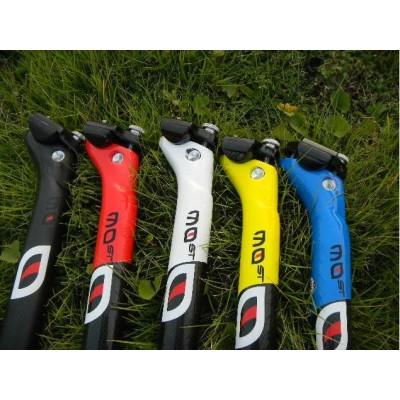 Pinarello MOST DOGMA carbon fiber double nail seatpost MTB bicycle seatpost 27.2*350mm 3K
