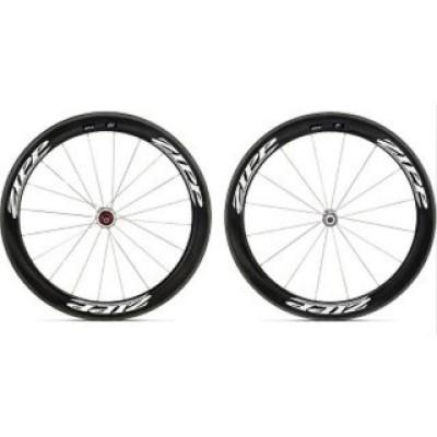 ZIPP 404 50mm Tubular bike wheelset 700c carbon fiber road racing bicycle wheels