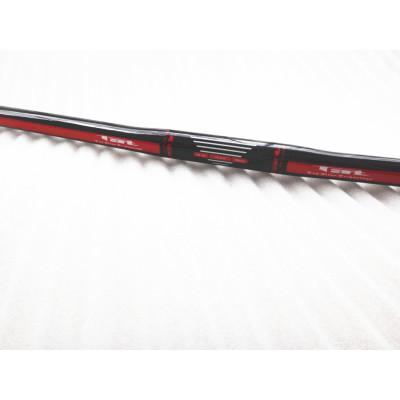TAT MTB full carbon fibre bicycle flat handlebar 25.4*580mm
