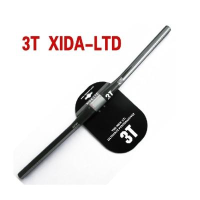 3T XIDR LTD Full Carbon Fiber Straight handlebar flat 31.8*600/620/640/660/680mm (Silver Label)